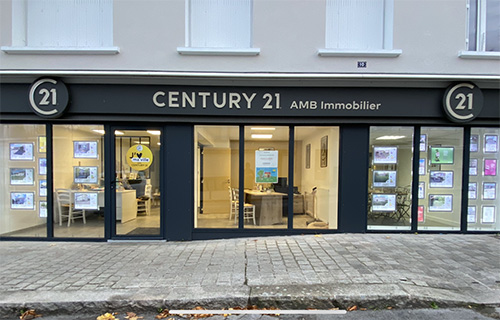 Agence immobilière CENTURY 21 AMB Immobilier, 79200 PARTHENAY